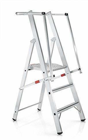 Zarges Z600 ZAP Stufenleiter 4 Stufen (41674)