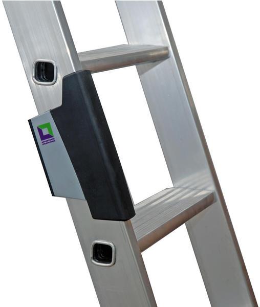 Günzburger Steigtechnik Alu-Anlegeleiter 10 Stufen (40410)