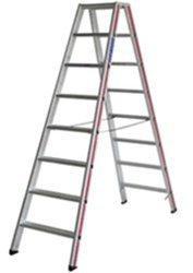 Hymer Stufenstehleiter 8024/2x5
