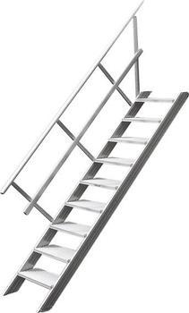 Hymer Treppe ohne Podest 2211/0812