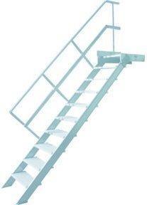 Hymer Treppe mit Podest 2221/0618