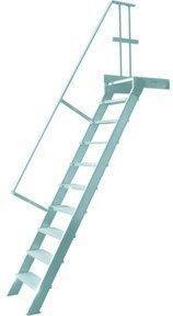 Hymer Treppe mit Podest 2220/0615