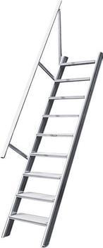 Hymer Treppe ohne Podest 2210/1016