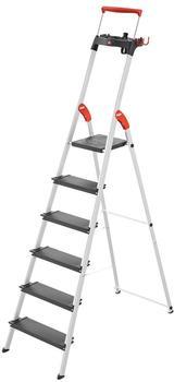 hailo-l100-topline-alu-sicherheitsleiter-6-stufen