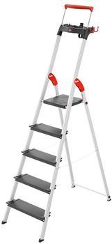 hailo-l100-topline-alu-sicherheitsleiter-5-stufen