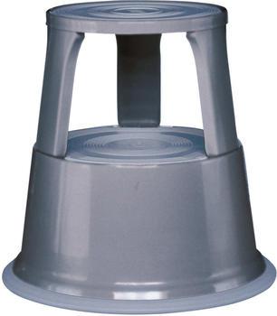 wedo-rollhocker-aus-metall-grau