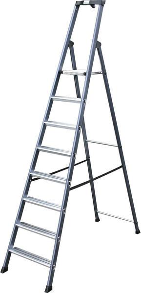 Krause SePro Stehleiter 8 Stufen (124227)