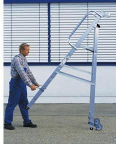 guenzburger-aluminium-stehleiter-mit-rollen-und-griff-10-stufen