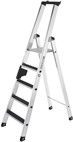 Günzburger Aluminium-Stehleiter 7 Stufen