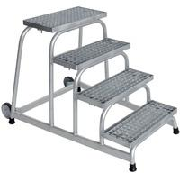 Günzburger Aluminium-Arbeitspodest 4 Stufen (51020)