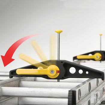 Rhino Products SafeClamp Leitersicherung für Dachträger (RAS21P)