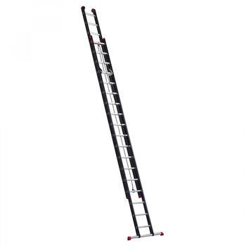 Altrex Mounter 2-teilige Schiebeleiter ZS 2090 2x18 Sprossen (124818)