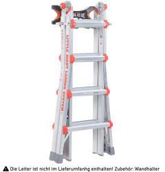 Altrex Leiter-Wandhalter für Little Giant Velocity, Leveler & Black, Pro Leveler