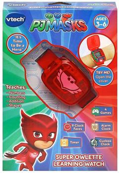 Vtech PJ Masks Toy Watch Owlette