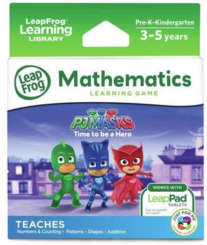 LeapFrog PJ Masks Mathematics Learning Game