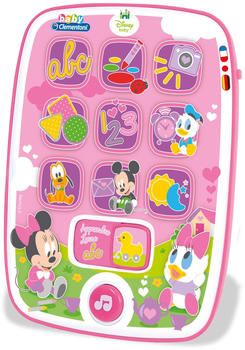 Clementoni Baby Minnie Tablet
