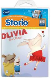 Vtech Olivia - Olivia nimmt Ballettstunden Storio