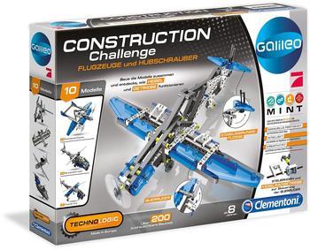 Clementoni Galileo - Flugzeuge und Hubschrauber