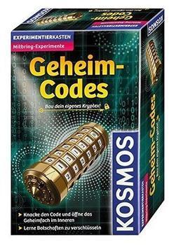 Kosmos Geheim-Codes