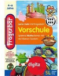 Spielend Lernen Verlag Fragenbär - Vorschule: Spielend Mathe lernen (DE) (Win/Mac)