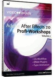 video2brain Adobe After Effects 7.0 Profi-Workshops Volume 2 (DE) (Win/Mac)
