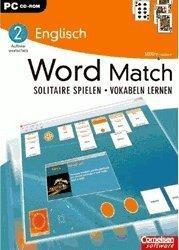 Cornelsen WordMatch Aufbauwortschatz Englisch 2 (DE) (Win)