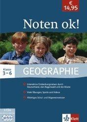 Klett Verlag Noten ok! Geographie 3. - 6. Klasse (DE) (Win/Mac)
