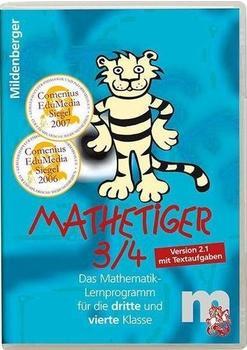 Mildenberger Verlag Mathetiger für Klasse 3 und 4 (DE) (Win)