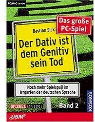 USM Dativ ist dem Genitiv sein Tod - Band 2 (DE) (Win/Mac)