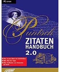 USM Das Puntsch Zitatenhandbuch 2.0 (DE) (Win)