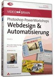 video2brain Photoshop-PowerWorkshops: Webdesign & Automatisierung (DE) (Win/Mac)