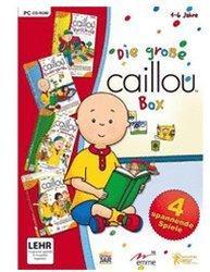 EMME Die große Caillou-Box (DE) (Win)