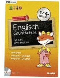 Franzis Englisch Grundschule 1. - 4.Klasse (DE) (Win)