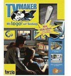 Terzio TV-Maker - Mit Logo! auf Sendung (DE) (Win/Mac)