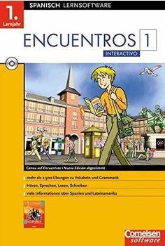 Cornelsen Encuentros - Spanisch 1.Lernjahr (DE) (Win)