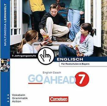 Cornelsen English Go Ahead 7. Klasse (DE) (Win)