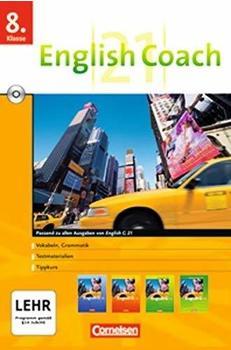 Cornelsen English Coach 21 - 8. Klasse (DE) (Win)