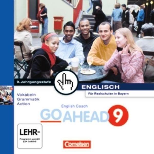 Cornelsen English Coach Multimedia - Go Ahead 9 (DE) (Win)