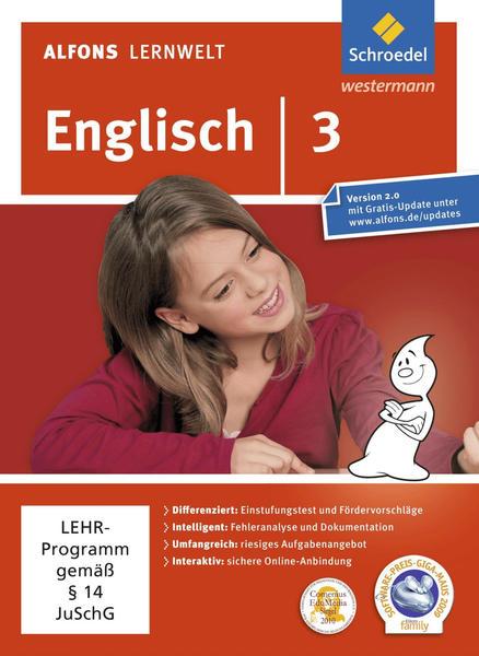 Schroedel Alfons Lernwelt: Englisch 3 (DE) (Win)