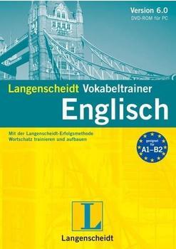 Langenscheidt Vokabeltrainer 6.0 Englisch (DE) (Win) (Box)