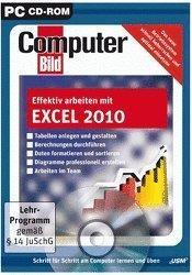 USM Computer Bild: Effektiv arbeiten mit Excel 2010 (DE) (Win)