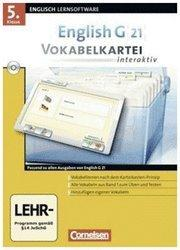 Cornelsen English G 21 Vokabelkartei interaktiv 5. Klasse (DE) (Win)
