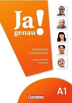 Cornelsen Ja genau! 1/2. Unterrichtshilfe interaktiv (DE) (Win)