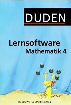 Duden Lernsoftware Mathematik 4 (DE) (Win)