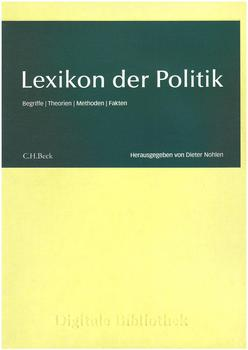 Directmedia Lexikon der Politik (DE) (Win)