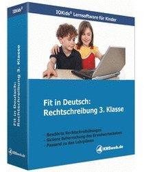 KHSweb.de Fit in Deutsch - Rechtschreibung 3. Klasse (DE) (Win)