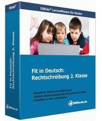 KHSweb.de Fit in Deutsch - Rechtschreibung 2. Klasse (DE) (Win)