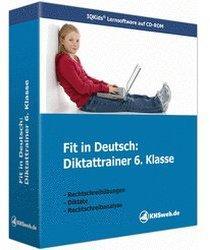 KHSweb.de Fit in Deutsch: Diktattrainer - 6. Klasse (DE) (Win)