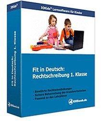 KHSweb.de Fit in Deutsch - Rechtschreibung 1. Klasse (DE) (Win)