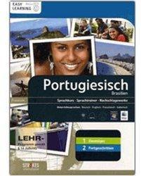 Strokes Easy Learning Portugiesisch Kombi-Paket 5 (DE) (Win)